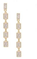 Ettika Cleo Crystal Drop Earrings