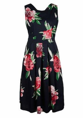 S'Oliver Women's Kleid Festlich Special Occasion Dress