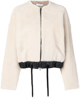 Inès & Marèchal Brume jacket - women - Lamb Skin/Sheep Skin/Shearling - 36