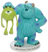 """Precious Moments Disney® """"You're Always There to Pick Me Up"""" Sully Holding Mike Figurine"""