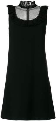 Chloé sleeveless high neck dress