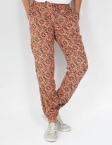 Fat Face Jewel Geo Printed Trousers