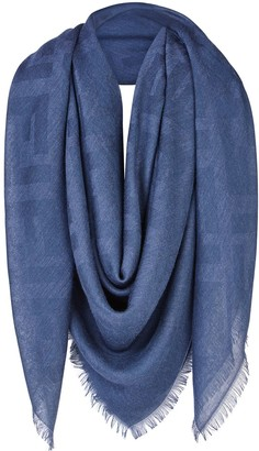 Fendi FF monogram shawl