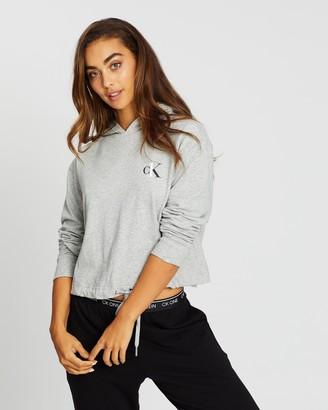 Calvin Klein One Basic Long Sleeve Hoodie