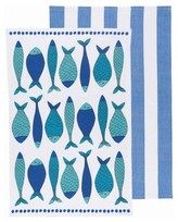 Quest Blue Kitchen Towel Quest