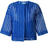 P.A.R.O.S.H. 'Plastic' jacket - women - Polyester - M