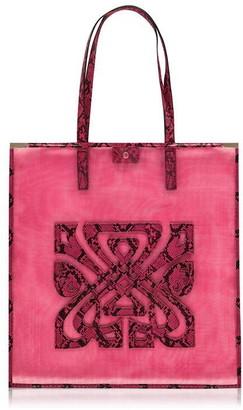 Biba Women's Logo Mesh Bag