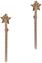 Carolina Bucci Small Star Hoop Earrings