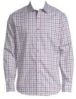 Robert Graham Grouper Plaid Cotton Button-Down Shirt