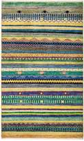 Solo Rugs Tribal Hand-Knotted Wool Rug