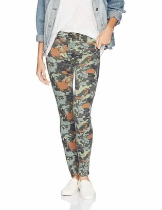 Hudson Women's Barbara High Rise Super Skinny Fit Jean