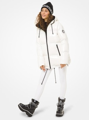MICHAEL Michael Kors Cire Quilted Puffer Jacket