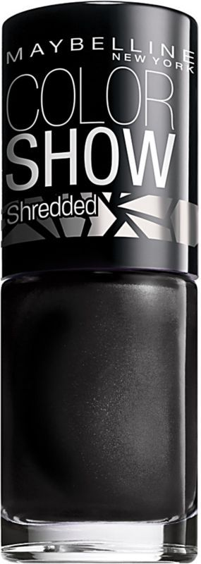 Maybelline Color Show Shredded Nail Polish