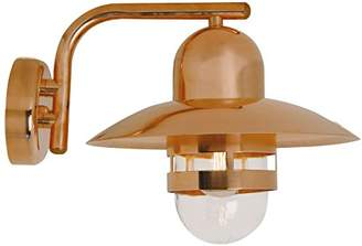 Nordlux Nibe Copper Wall Light