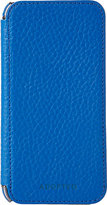 Adopted Men's Pebbled Leather iPhone® 6 Folio Case-BLUE