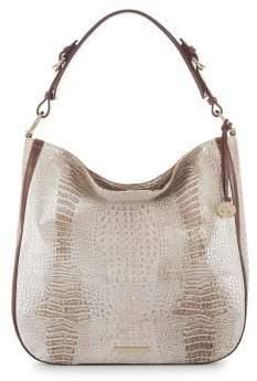 Brahmin Cacara Eva Leather Hobo Bag