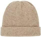 The Elder Statesman Men's Watchman Cashmere Cap
