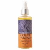 Planet Botanicals Moringa Body Oil, with Cape Lavender