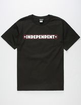 Independent Spiral Mens T-Shirt