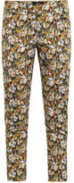 Little People printed trousers
