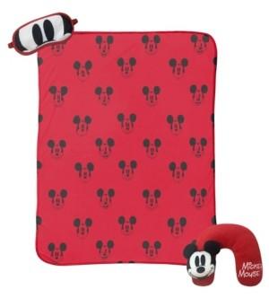 Disney Mickey Mouse 3-Piece Travel Set Bedding