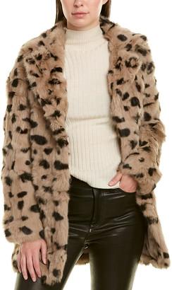 Stella + Lorenzo Jewel Cozy Coat