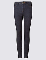 M&S Collection Sculpt & Lift Mid Rise Skinny Jeans