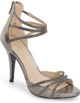 Pelle Moda 'Jolene' Crystal Embellished d'Orsay Sandal (Women)
