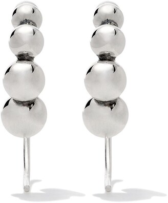Georg Jensen Moonlight Grapes earrings