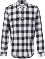 Maison Margiela classic checked shirt