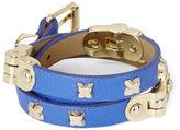 BCBGMAXAZRIA Icon-Studded Wrap Bracelet