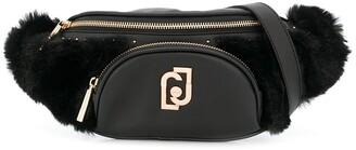 Liu Jo Faux Fur Belt Bag