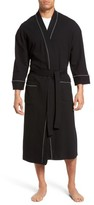 Majestic International Men's Big & Tall Waffle Knit Robe