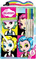 Fashion Angels Crayola Art History Velvet Poster Kit