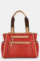 Skip Hop Infant 'Grand Central' Diaper Bag - Red