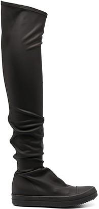 Rick Owens Performa thigh-high boots