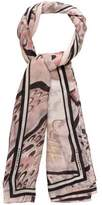 Barbara Bui Abstract Patterned Scarf