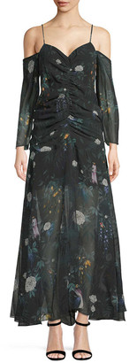 Camilla And Marc Arlen Midi Dress