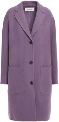 Diane von Furstenberg Porter Wool-blend Coat