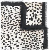 Roberto Cavalli frayed edge scarf - women - Modal - One Size