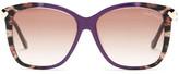 Roberto Cavalli Women&s Menkent Plastic Sunglasses