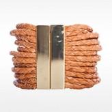 Linea Pelle Braided Slider Cuff