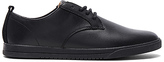 Clae Ellington Leather in Black