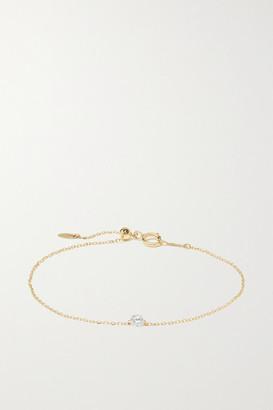 PERSÉE Danae Gold Diamond Bracelet