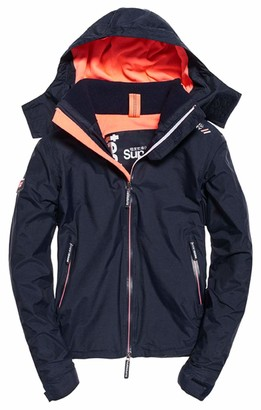 Superdry Women's Arctic Hooded Cliff Hiker Sports Jacket