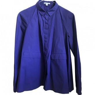 Cos Purple Cotton Top for Women