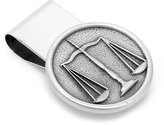 Cufflinks Pewter Scales of Justice Money Clip