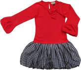SOPHIE CATALOU CO. Sophie Catalou Girls' Bubble Dress