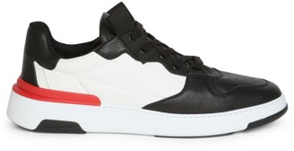 Givenchy Wing Leather Low-Top Sneakers