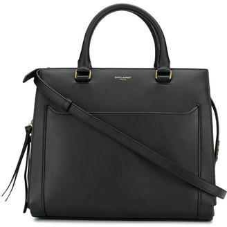Saint Laurent East Side Leather Shoulder Bag